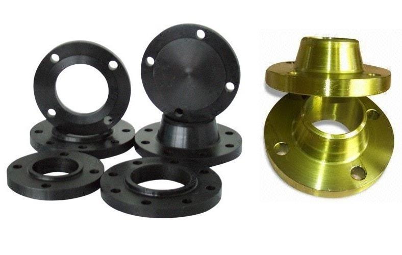 انواع فلنج فولادی
