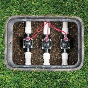 نحوه نصب شیر برقی کشاورزی