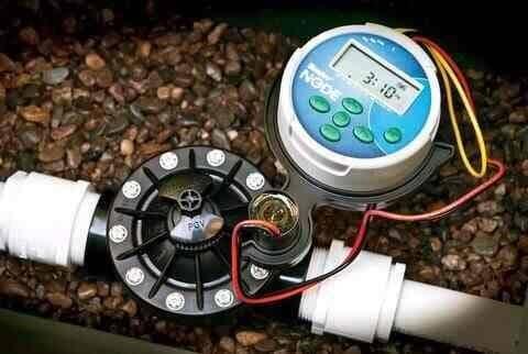 میزان مصرف برق در شیرهای برقی کاملا بهینه و به صرفه است.