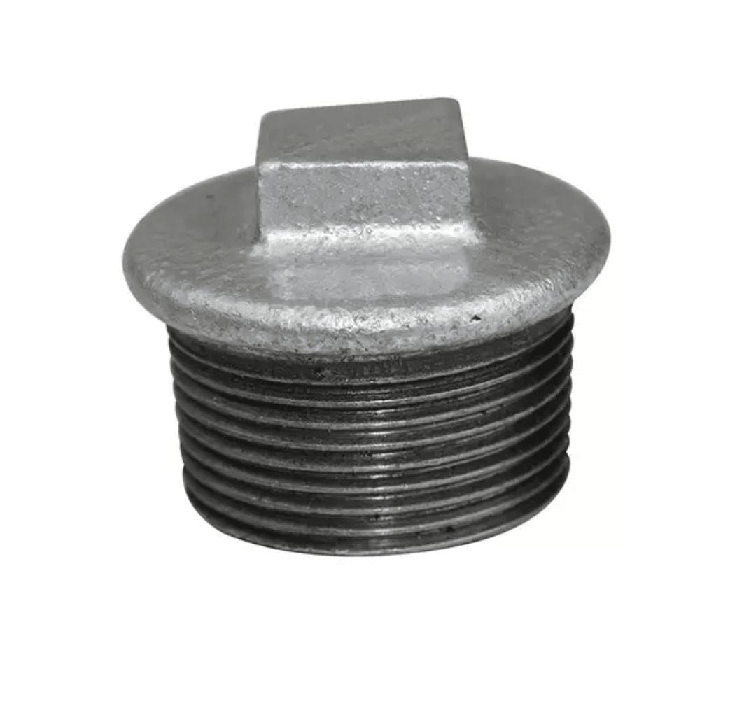 درپوش، اتصالات جوشی و انواع اتصالات فلزی